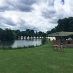 red e2 Summer Festival Glamping Tents