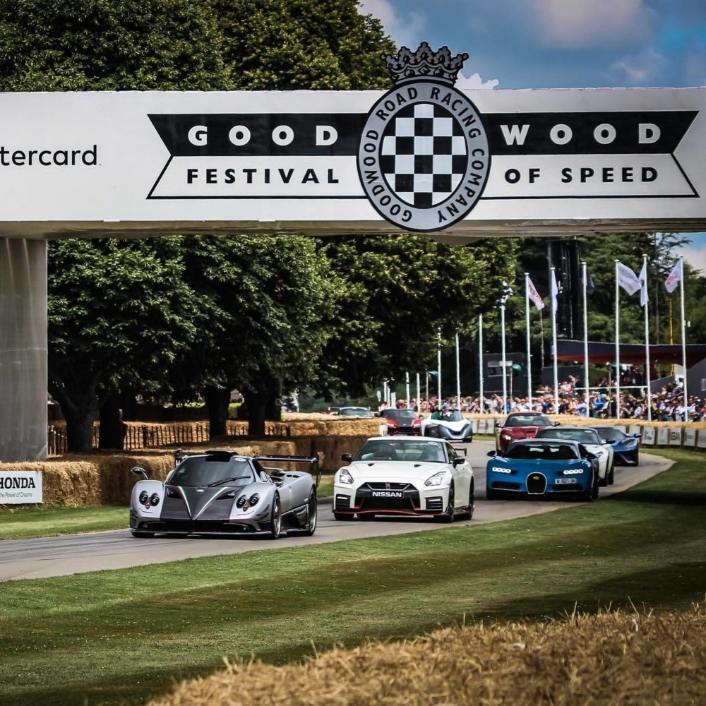 Goodwood Festival of Speed Hospitality