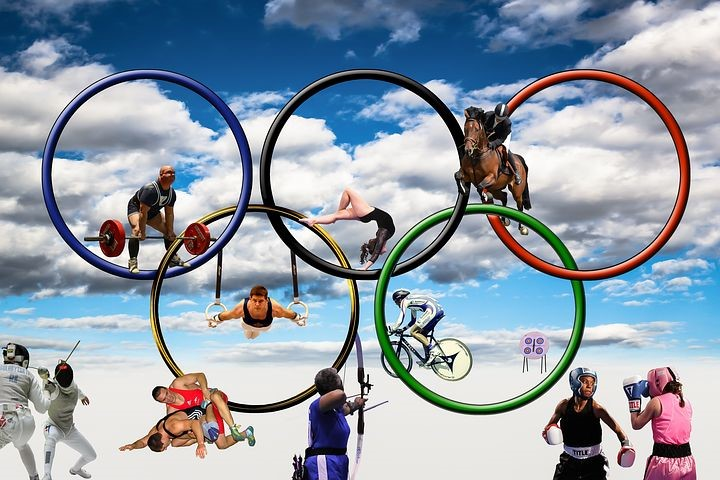 Olympic Challenge - Motivating Teams